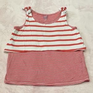 Old navy tank top size 6-7